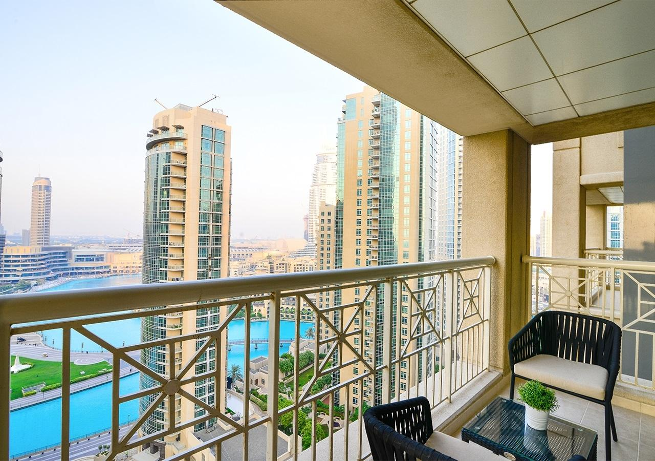Apartment Masterpiece  Ease by Emaar    Beautiful 1 Bedr    photo 31786315